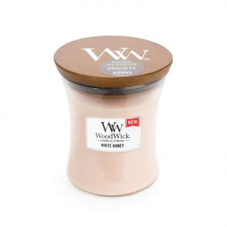 WOODWICK CANDLE - WHITE HONEY