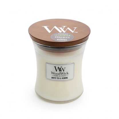 Woodwick White Tea and Jasmine