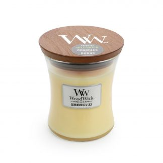 Woodwick Lemongrass and Lily