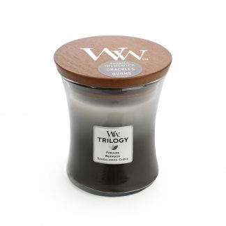 Woodwick Triology Warm Woods