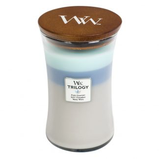 woodwick woven comforts trilogy