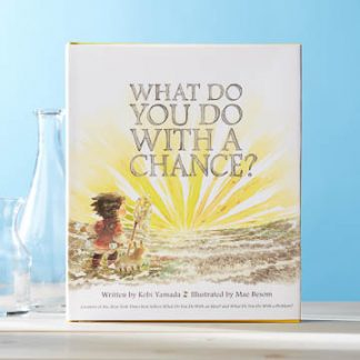 'WHAT DO YOU DO WITH A CHANCE?'- LIVE INSPIRED