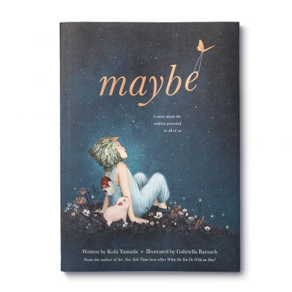 '.....Maybe'- LIVE INSPIRED