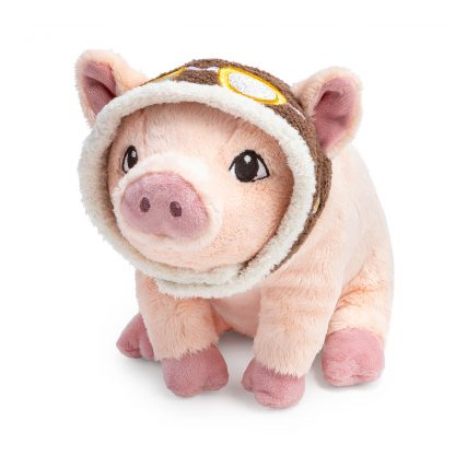 '.....MAYBE' FLYING PIG PLUSH- LIVE INSPIRED