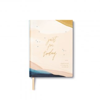 'JUST FOR TODAY'- GUIDED JOURNAL LIVE INSPIRED