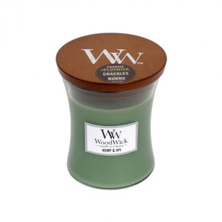 WOODWICK HEMP AND IVY