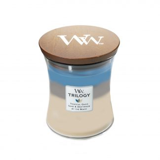 WOODWICK CANDLE - NAUTICAL ESCAPE TRILOGY