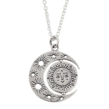 Spinning Tantra Duo Necklace