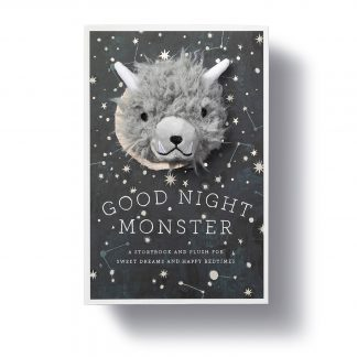 'GOODNIGHT MONSTER' GIFT SET